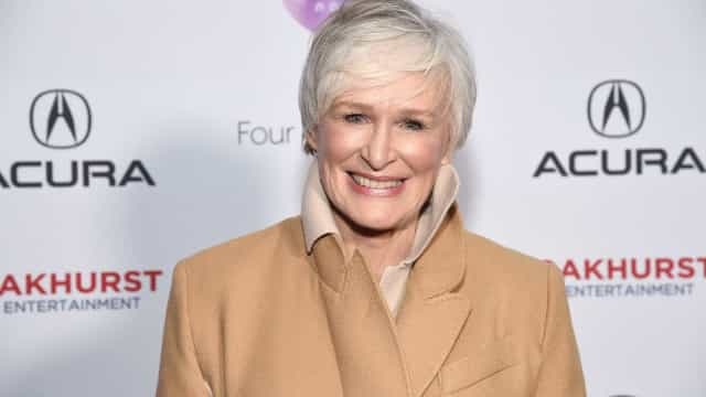 Den enormt begåvade Glenn Close