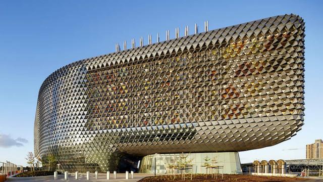 De mest miljømæssigt bæredygtige bygninger i verden