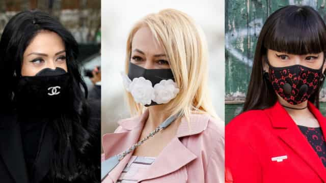 Face masks: the fashion accessory of 2020?