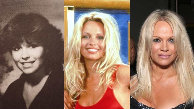 Pamela Andersonin värikkään elämän ylä- ja alamäet
