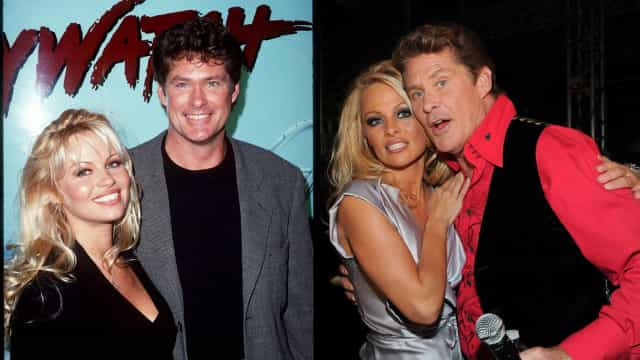 Then and now: the stars of 'Baywatch'