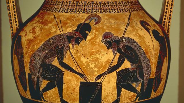 De meest onwaarschijnlijke schepsels uit de Griekse mythologie