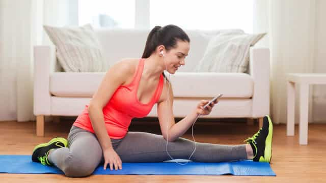 Les meilleures applications fitness en 2020