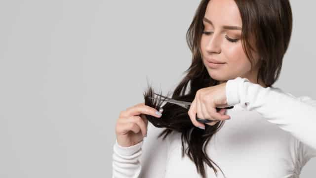 Top tips you should know before cutting your own hair