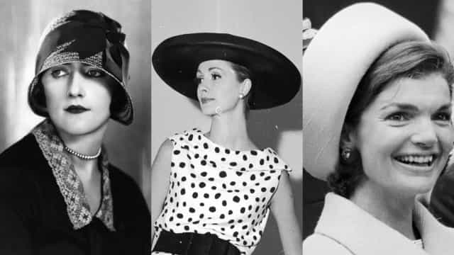 Old-fashioned hats that should make a comeback