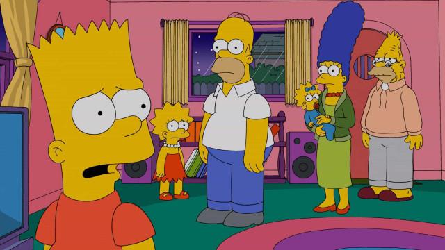 Simpsonit sekä muut leffat ja sarjat, jotka ennustivat tulevaisuuden