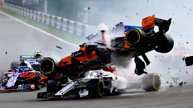 De ergste ongelukken uit de Formule 1-geschiedenis