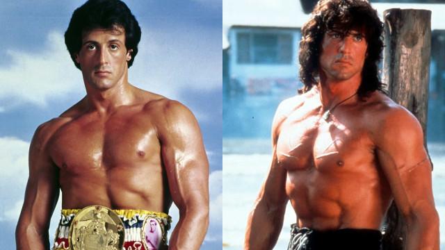 Rocky vs Rambo: Hvem vinder?