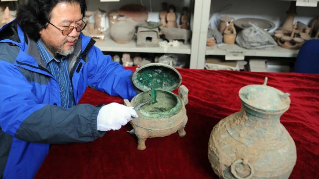 De oudste voedsel-ontdekkingen wereldwijd