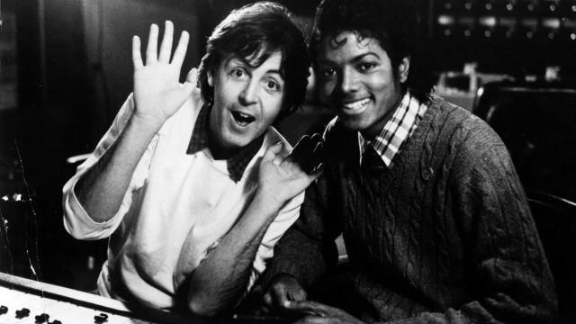 Berømte musikere, som Michael Jackson samarbejdede med