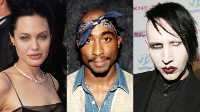 Bizarre celebrity-geruchten die we in de jaren 90 geloofden
