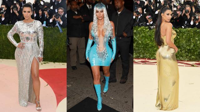 Além da ousadia: o estilo de Kim Kardashian