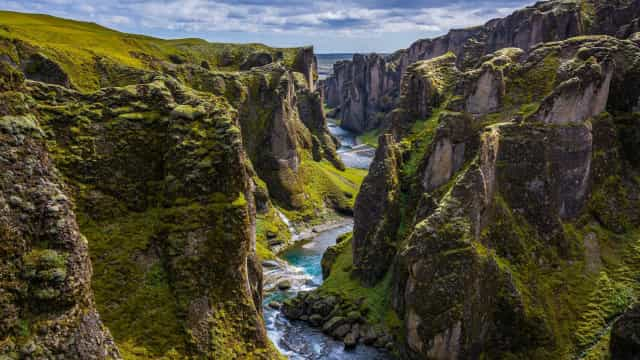 Os maiores desfiladeiros da Terra