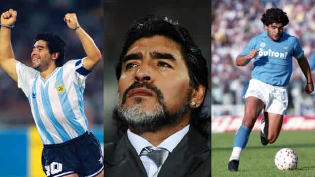 Maradona: Van voetballegende tot kerkidool