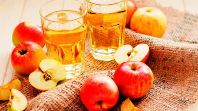 The boozy concoction known as cider