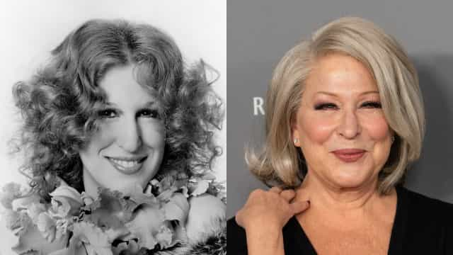 Bette Midler: Looking back on Miss Divine