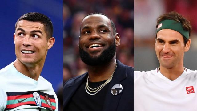 Los deportistas mejor pagados de 2020