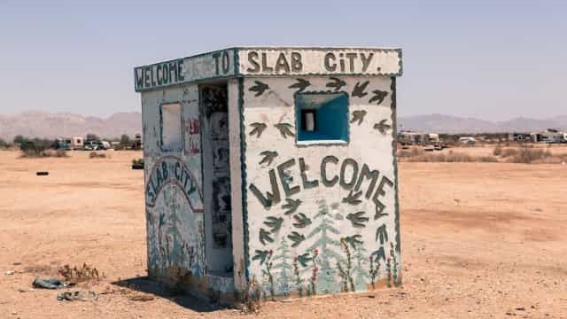 Slab City: Life in the 'Last Free Place in America'