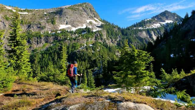 Would you hike the Pacific Crest Trail?