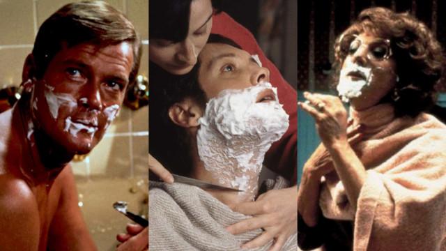 Die besten Rasurszenen der Kinogeschichte