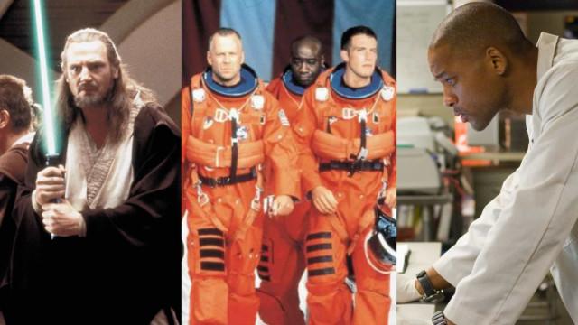 Os maiores erros científicos em filmes