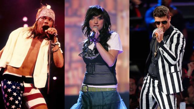Ces musiciens ont ruiné leur carrière sur scène
