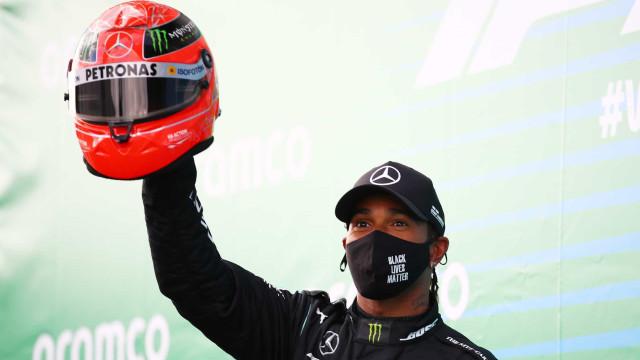 역대 최고의 F1 드라이버, 루이스 해밀턴