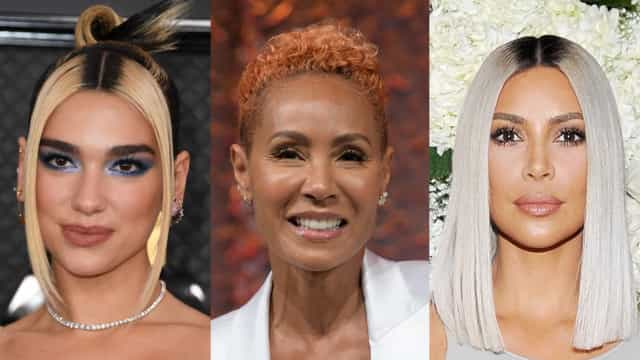 De wildste haarstijlen van de sterren in 2020