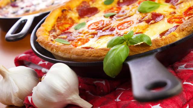 Zo maak je razendsnel een heerlijke panpizza