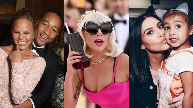 Os presentes de Natal mais excêntricos de celebridades