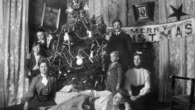 How Christmas was like in Victorian times