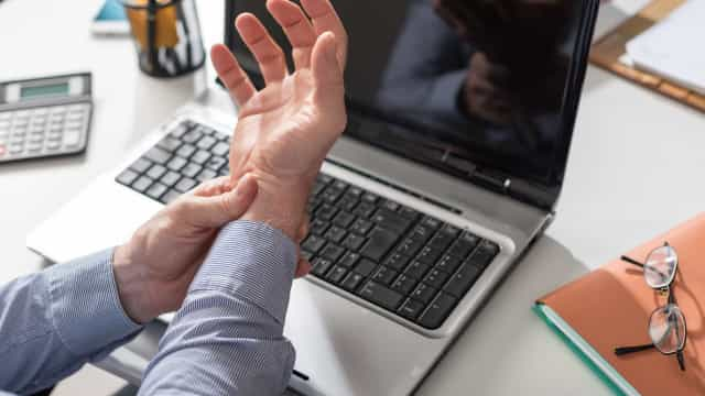 What is repetitive strain injury, and how can you avoid it?