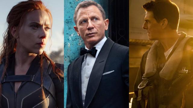 Os filmes mais esperados de 2021