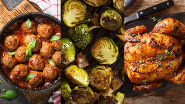 Quick and easy recipes that will save your Christmas