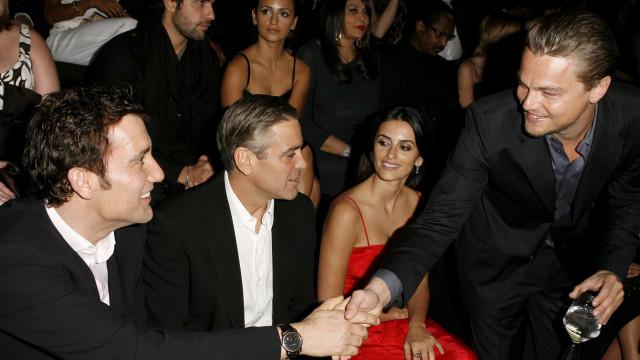 Ces moments où les célébrités se serrent la main