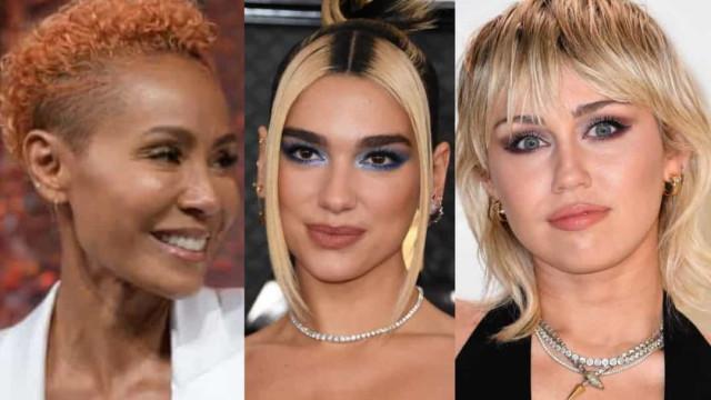 Les coiffures de stars les plus vues en 2020