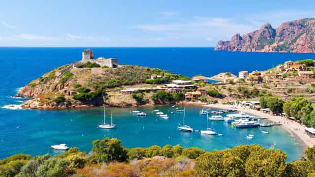 Corsica? Of course you can!