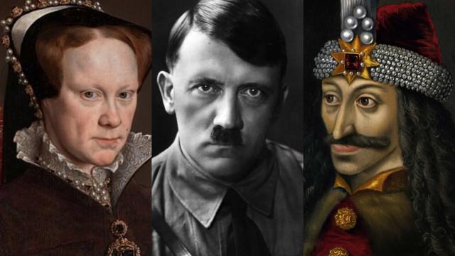 Os déspotas e ditadores mais cruéis da História