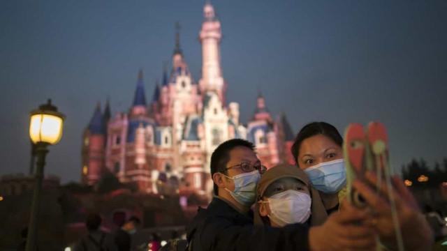 Disneyland será ponto de vacinação contra a Covid-19