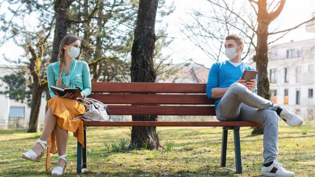Social distansering: det inte så nya fenomenet