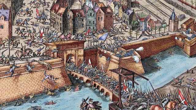 Omfattande belägringar genom århundradena