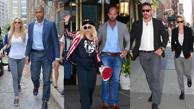 The hottest celebrity bodyguards