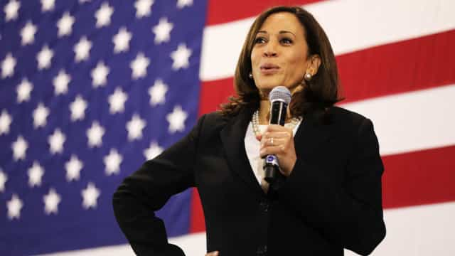 Kamala Harris' impressive, yet controversial success story