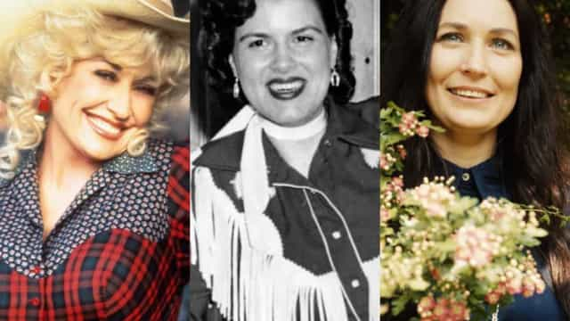 The most iconic female country singers ever