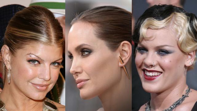 Ces stars ont eu des piercings!