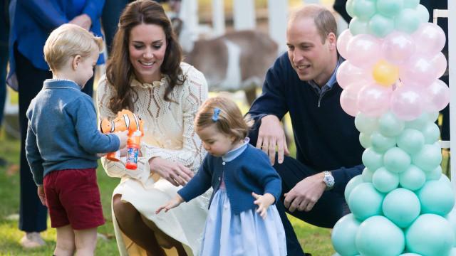 So feiern die britischen Royals ihre Geburtstage
