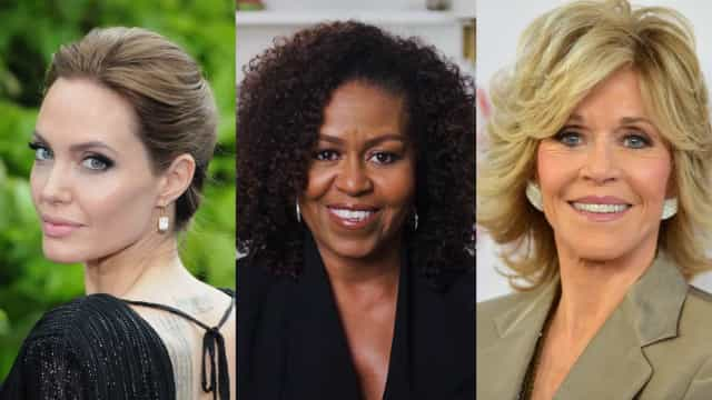 Celebrity women open up about menopause