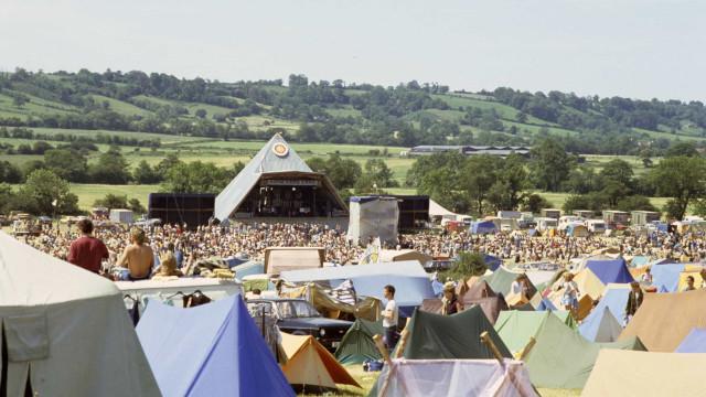Die legendärsten Auftritte beim Glastonbury Festival