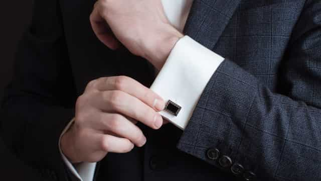 The stylish history of the cuff link