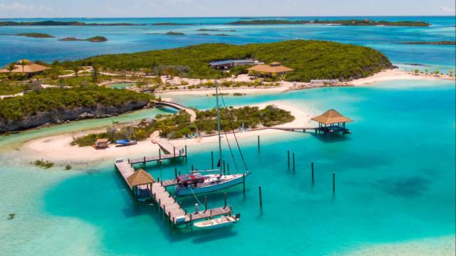 Romantische Inseln für den Urlaub zu zweit